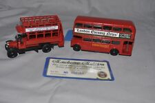 Oxford Diecast 1:43 Classic bus collection