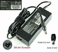 AC/Dc Adapter Power Supply Supply Power Toshiba 75W 15V 5A PA3755E-1AC3 #8.1B