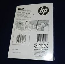 "50 Sheets HP Vivid 5.25"" x 7.5"" (13.3 x 19.1cm) Matte Photo Paper P/N: Q8903A"