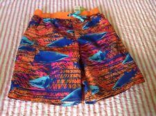 LL Bean Beansport Swim Shorts NWT Size 12