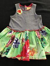 Eliane et Lena(Taille 0) Boutique Dress -18 Months