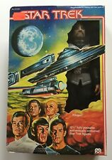 "STAR TREK Vintage Klingon 12"" Action Figure Mego 1979 Unused contents"