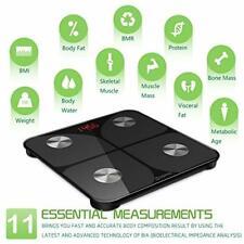 Báscula digital de peso graso para el cuerpo, aprobada por la Fda, inteligente,