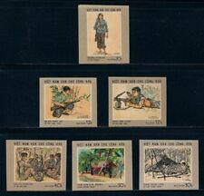 N.229-Vietnam – IMPERF- South Vietnam- Land and people set 6 1969