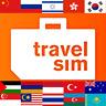Prepaid Travel Sim Karte für Asien (16 Länder) mit 1GB Daten/für 30 Tage (4G/3G)