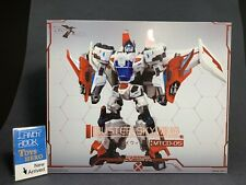 Toys Hero in Hand Transformers Maketoys Mtcd-05 Buster Skywing Skyfire MTCD05