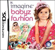 Imagine: Babyz Fashion (Nintendo DS, 2009) Brand New