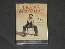 FRANK McCOURT  TIS A MEMOIR  SEQUEL TO ANGELAS ASHES  AUDIOBOOK 2 x CASSETTE VGC