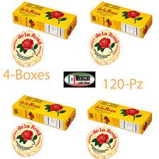 4-Pack Mazapan De La Rosa Peanuts 120ps MEXICAN CANDY