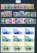 Norfolk Islands mint and used run of odd values & short sets (2018/06/09#01)
