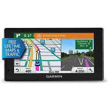 "Garmin DriveSmart 60LMT 6"" GPS w Bluetooth Lifetime Maps & Traffic 010-01540-01"