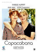 NEW DVD - COPACABANA - Isabelle Huppert, Lolita Chammah, Aure Atika