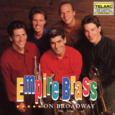 Empire Brass On Broadway CD (1992) ***NEW***