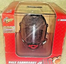 DALE EARNHARDT JR 2009 #88 AMP ENERGY WINNERS CIRCLE 1/6 MINI HELMET W/CASE RARE