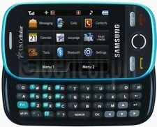 SAMSUNG R631 Messager Touch