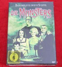 Die Munsters Die komplette zweite Staffel, DVD Box Season 2, Neu