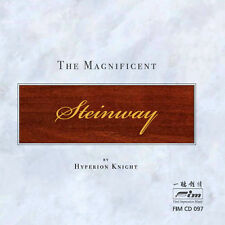 FIM | Hyperion Knight - The Magnificent Steinway CD NEU