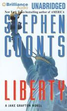 A Jake Grafton Novel: Liberty 10 by Stephen Coonts (2014, MP3 CD, Unabridged)