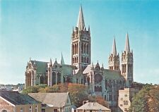 PICTURE POSTCARD:  TRURO CATHEDRAL, CORNWALL, FROM THE NORTH-EAST