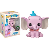 Rare Purple Dumbo Disneyland 65th Funko Pop Vinyl New in Mint Box + Protector