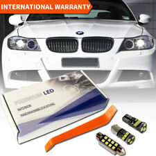 BMW 3 Series E90 Full Premium LED Interior SMD Bulbs White Error Free Canbus