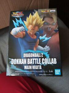 Banpresto Dragon Ball Z Dokkan Battle Collab Majin Vegeta Figure