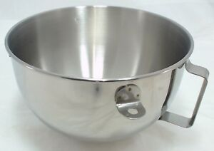 WPW10717235 - KitchenAid Stand Mixer, 5 Qt SS Bowl