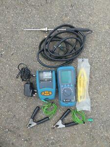 Kane 455 flue gas analyser kit