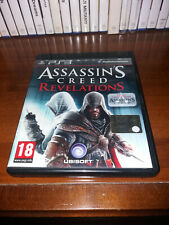 Assassin's Creed Revelations - Ps3 Pal ITA - usato perfetto