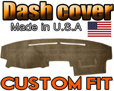fits 2002-2006  TOYOTA  CAMRY  DASH COVER MAT DASHBOARD PAD /  TAUPE