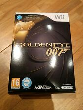 GoldenEye 007 -- Collector's Edition (Nintendo Wii, 2010) - European Version