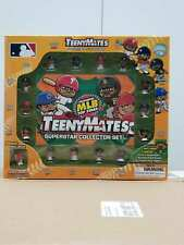 MLB Teenymates Series 7 Player Specific Gift Set 14 Stars+Mike Trout & Puzzle