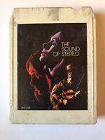 Chrysler Car Demo The Sound Of Stereo Various Artists 8 Track Lena Horne TestedC