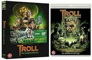 Troll The Complete Collection (Michael Moriarty, Shelley Hack) Region B Blu-ray