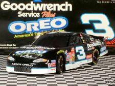 Earnhardt #3 Goodwrench Oreo 2001 Monte Carlo B/W Bank