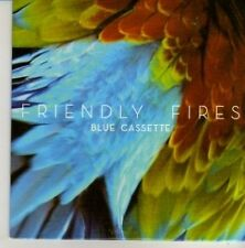 (CN578) Friendly Fires, Blue Cassette - 2011 DJ CD
