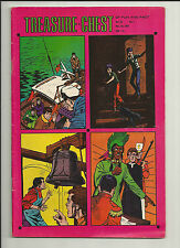 TREASURE CHEST  VOL. 23 #7 VF  VERY FINE  SILVER AGE 1967