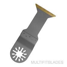 "1-3/4"" Titanium Bi-Metal Universal Oscillating Tool Blade - Chicago Electric"