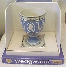 Wedgwood Us Bicentennial Tri-Color Jasper Diced Goblet - Special Limited Edition