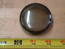 SMOKED DEUCE STYLE REPLACEMENT LENS FOR 2000 - PRESENT FXST XL HARLEY DAVIDSON