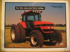 Agco Allis 9435 9455 Tractor Sales Brochure