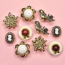 Buttons Galore Victorian Treasures 4410b - Art Deco Dress it Up