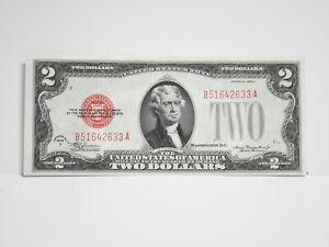 1928-C $2 United States Legal Tender Note CU+ (otx376)