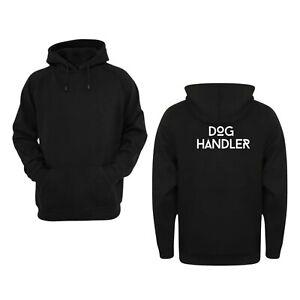 Dog Handler Hoodie Workwear Small Business Uniform Industrial Office Jumper