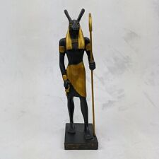 Seth Ancient Egyptian God Resin Ornament Mystic Calls Summit Collection