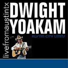 DWIGHT YOAKAM CD - LIVE FROM AUSTIN, TX [CD/DVD](2017) - NEW UNOPENED - COUNTRY