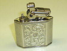 "KW (KARL WIEDEN) ""MODELL 680"" SEMI-AUTOMATIC LIGHTER W. 935 SILVER CASE - 1932"