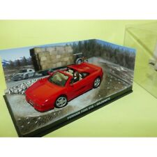 FERRARI F355 GTS Goldeneye JAMES BOND ALTAYA 1:43
