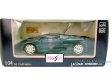 Maisto Jaguar DieCast Vehicles