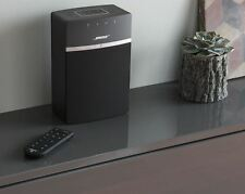 New Bose soundtouch 10 wireless music system black Bluetooth Wi-Fi Speaker